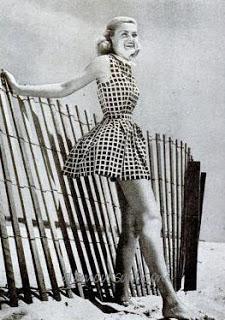 1946 play dress