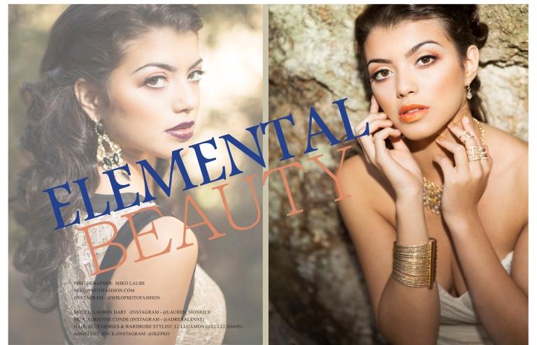 Yenique - Wide Elemental Beauty